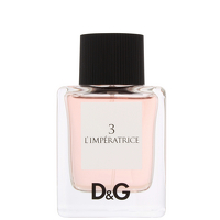 Dolce and Gabbana No 3 L'Imperatrice Eau de Toilette