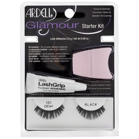 Ardell Starter Kits Glamour Lashes 101 Demi Black