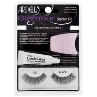 Ardell Starter Kits Glamour Lashes 105 Black