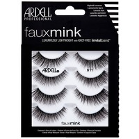 Ardell Multipack Faux Mink 811 Pack of 4