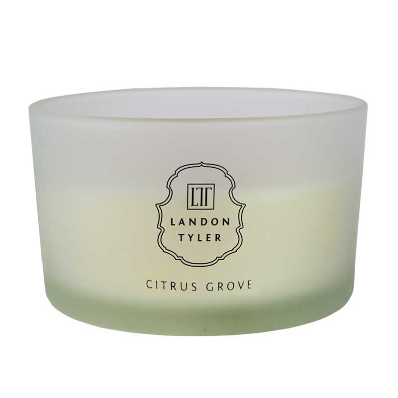 Landon Tyler 3 Wick Candle Citrus Grove 460g
