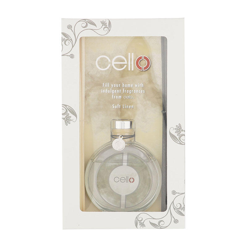 Cello Fragrance Burst Soft Linen Diffuser