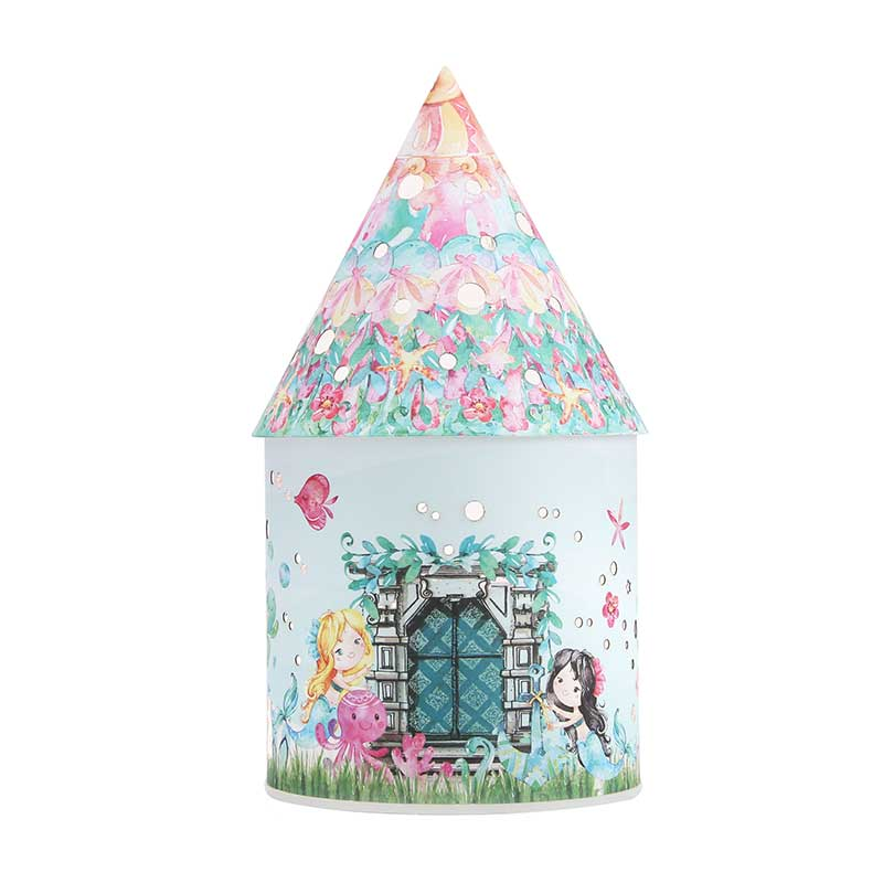 Fragrance Splosh Shelly Delphine Fairy House Lamp