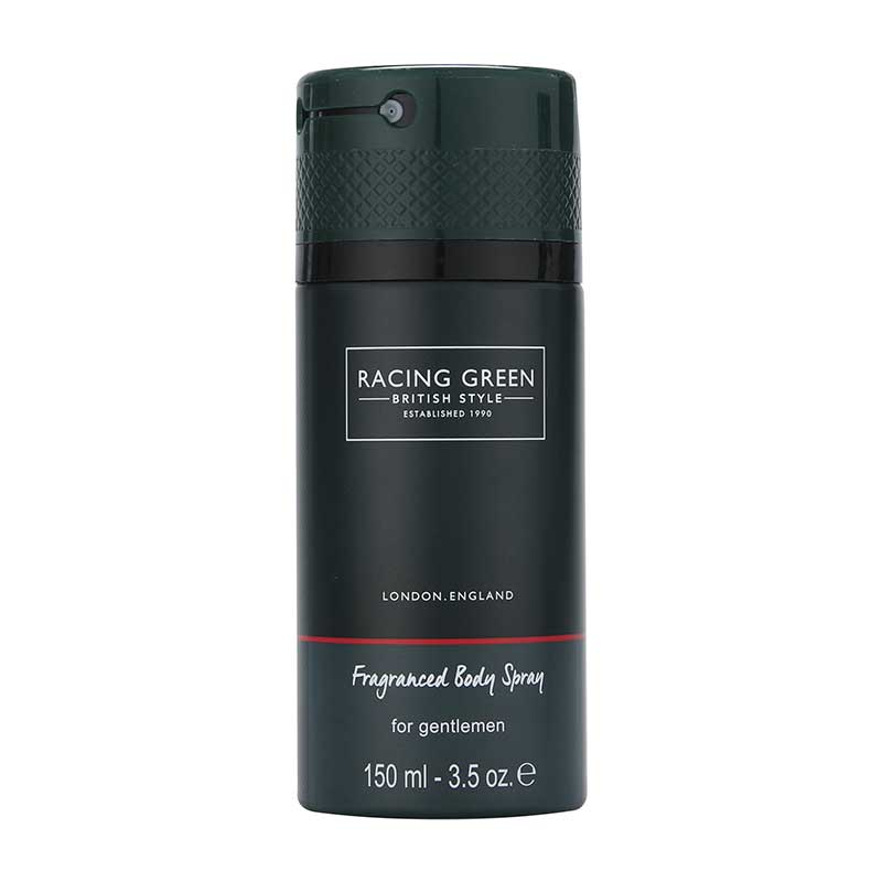 Racing Green Bodyspray