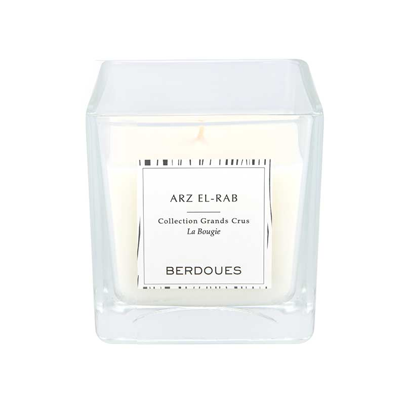 Berdoues Arz ElRab Candle 180g