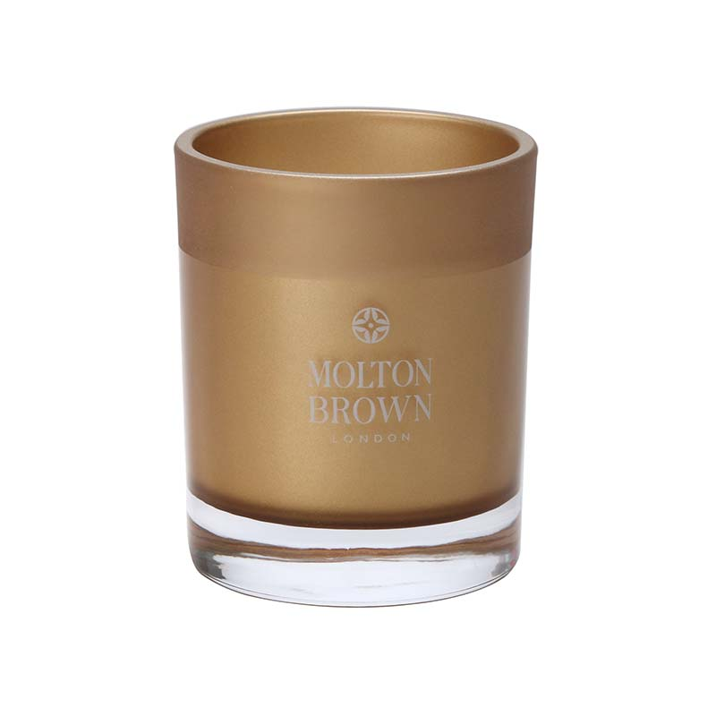 Fragrance Molton Brown Oudh Accord & Gold Candle 180g