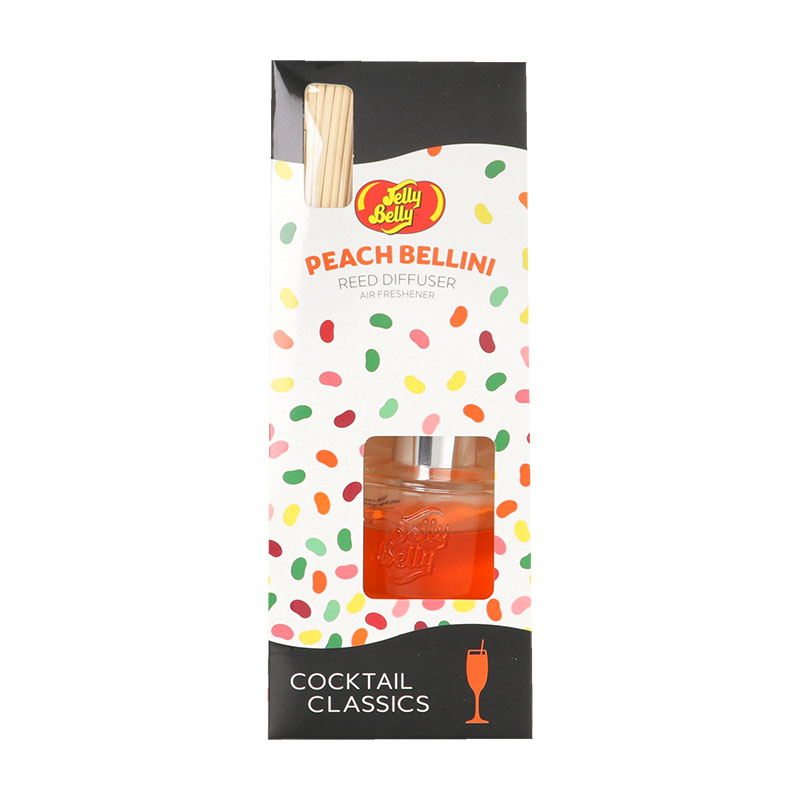 Jelly Belly Peach Bellini Reed Diffuser