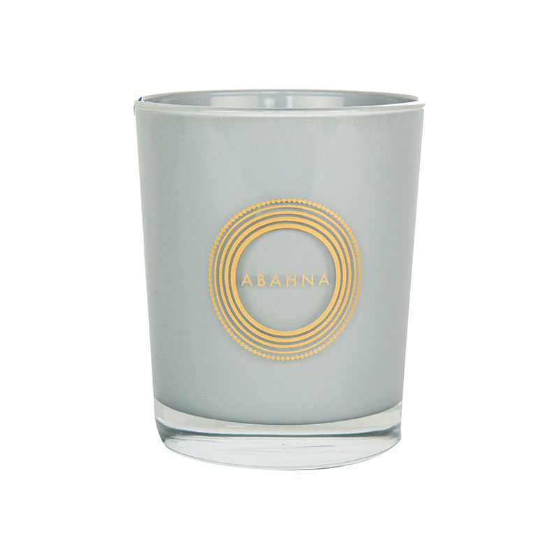 Fragrance Abahna Mountain Flowers & Spring Water Boxed Candle 180g