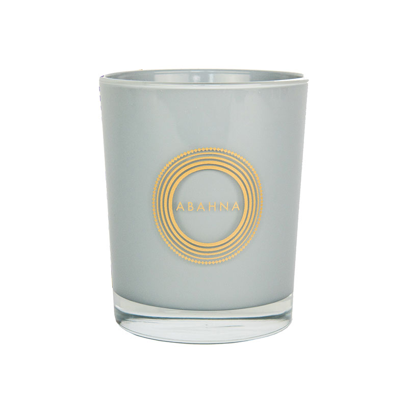 Abahna Rose Otto & Burnt Amber Boxed Candle 180g