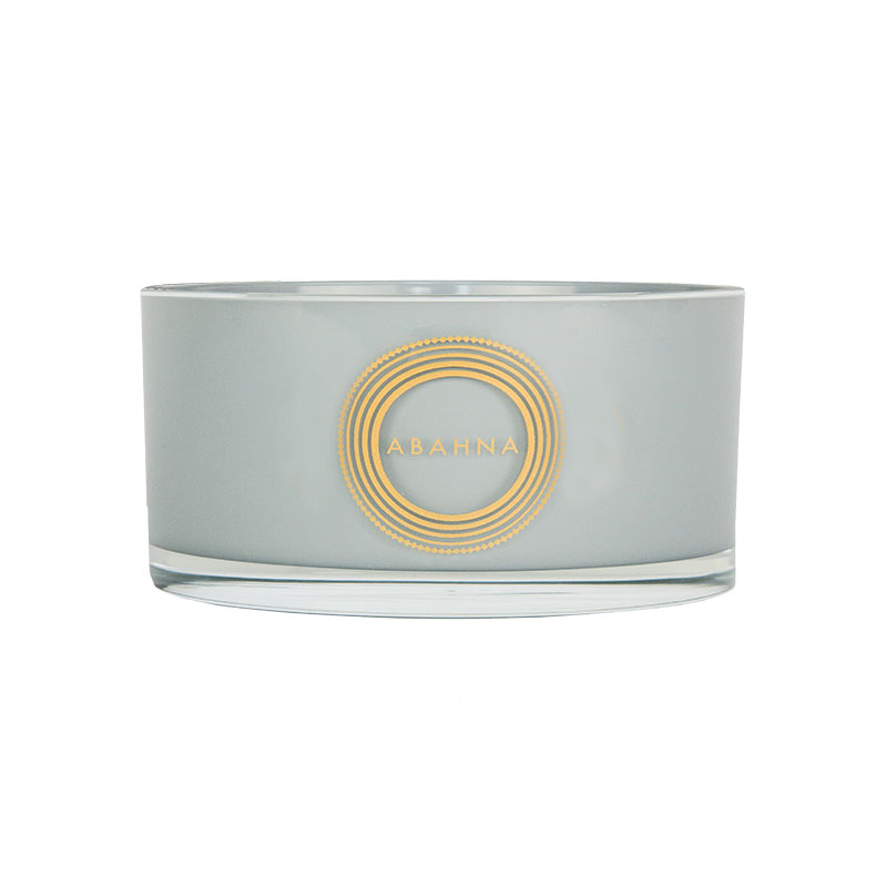 Abahna White Grapefruit & May Chang 3 Wick Candle 400g