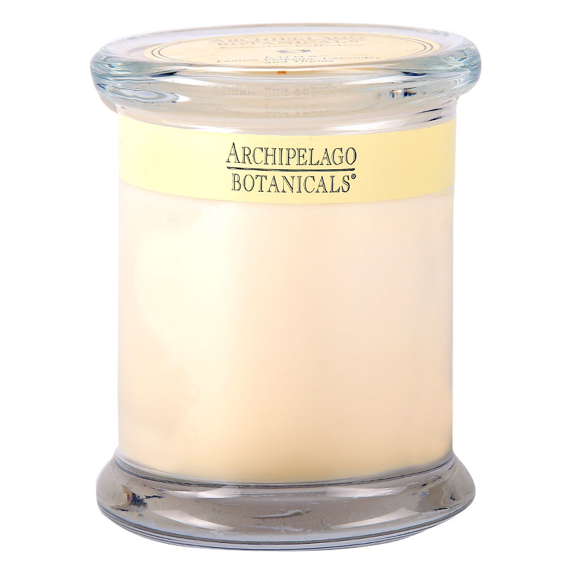 Archipelago Botanicals Excursions Collection Candle Luna Jar