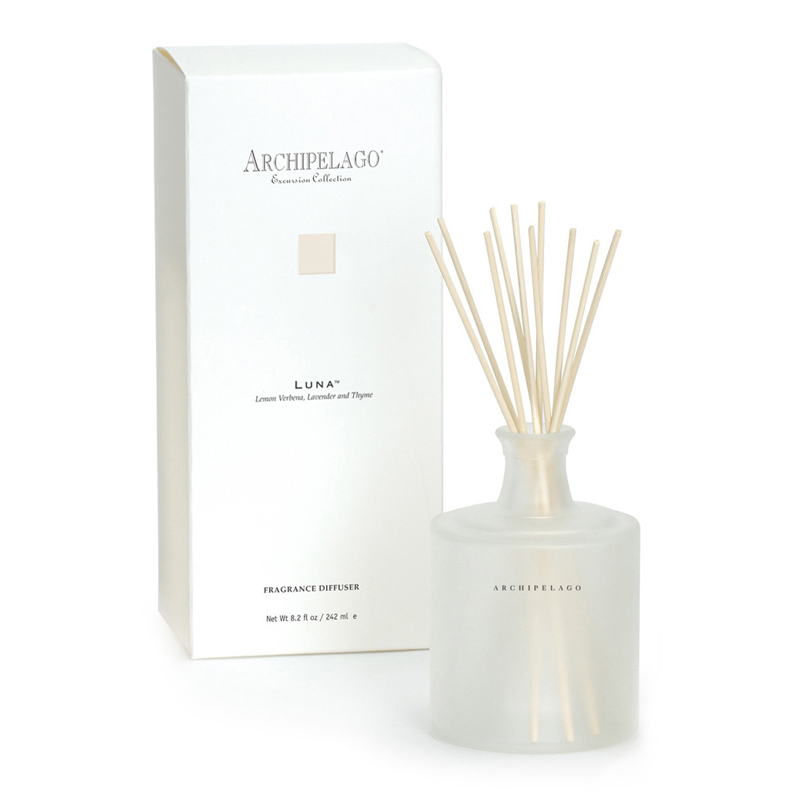 Archipelago Botanicals Excursions Collection Luna Diffuser