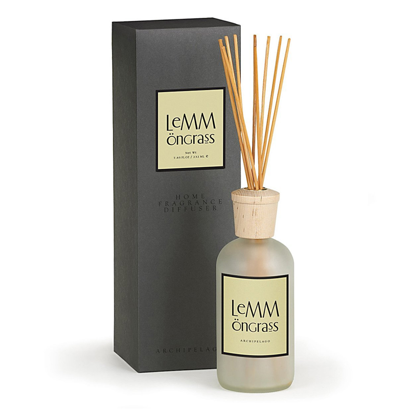 Archipelago Botanicals Home Collection Diffuser Lemongrass