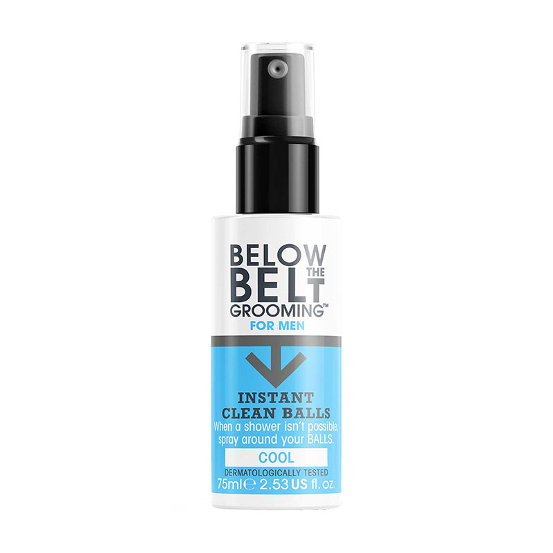 Below The Belt Grooming Below The Belt Instant Clean Balls Cool
