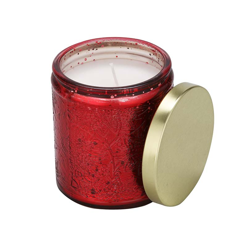 Fragrance Candlelight Berry Large Candle 240g