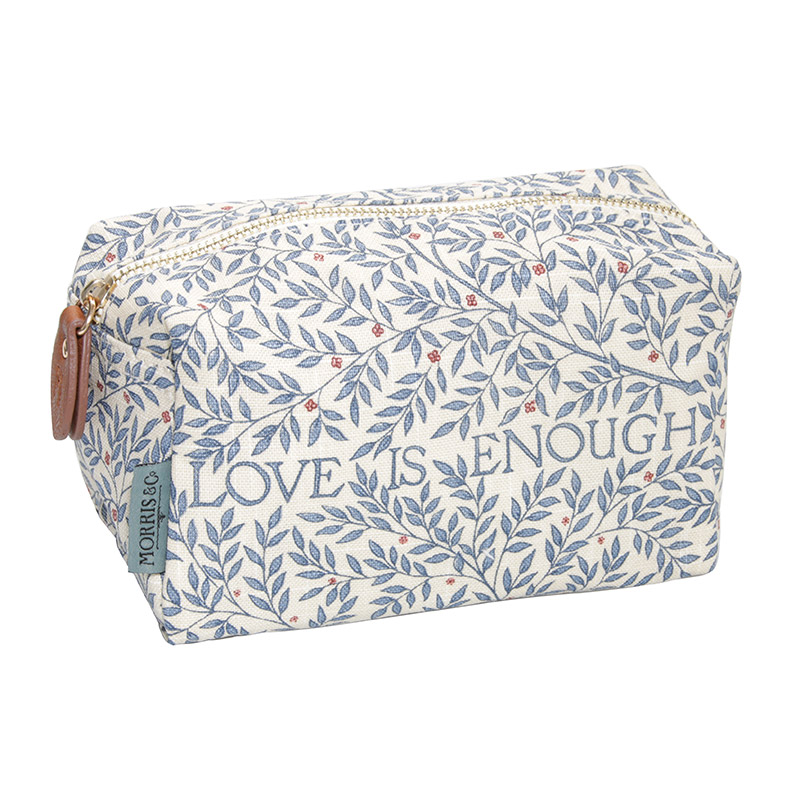 Heathcote and Ivory Morris & Co Medium Cosmetic Bag