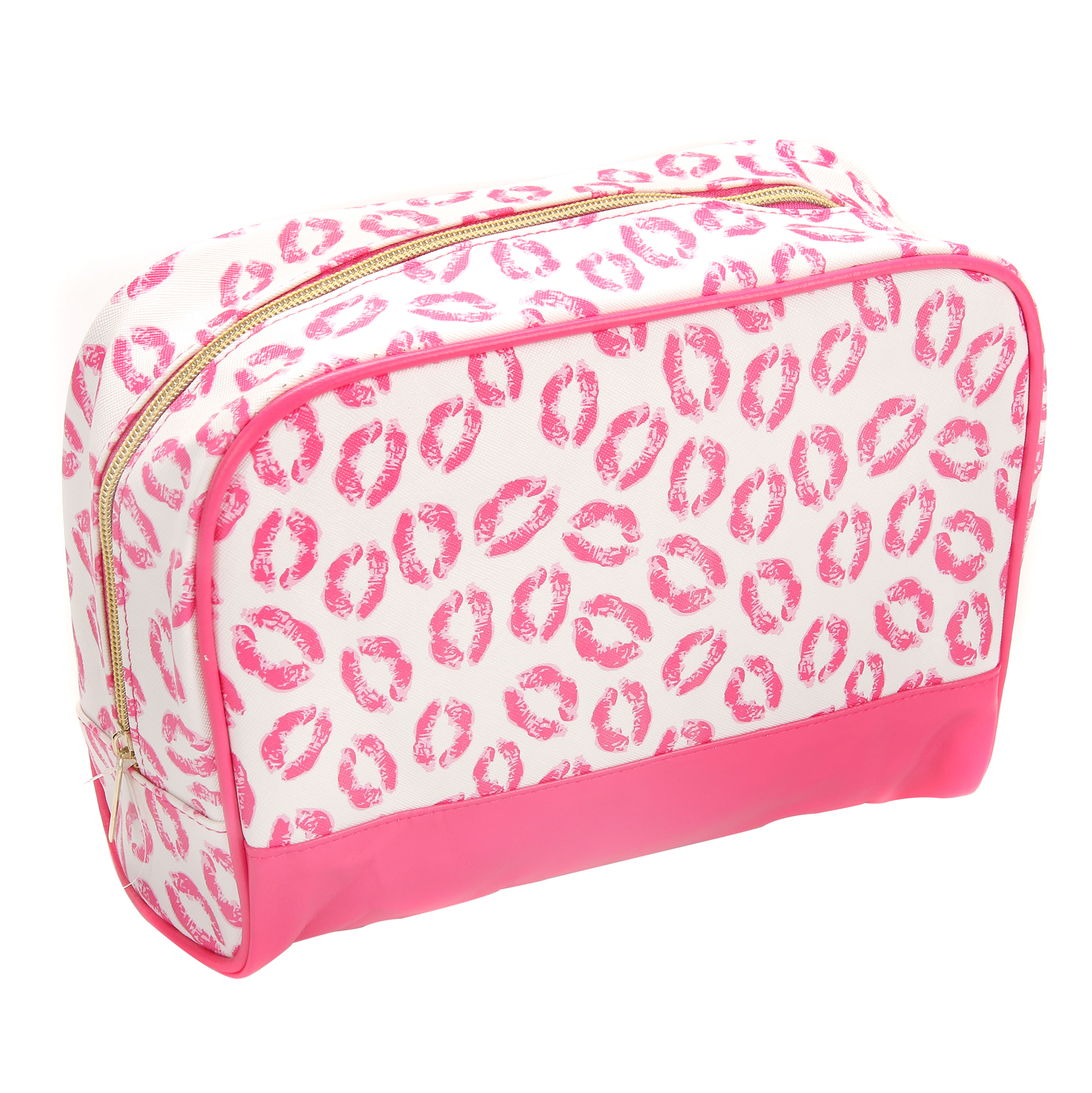 Kiss and Tell Toiletry Bag