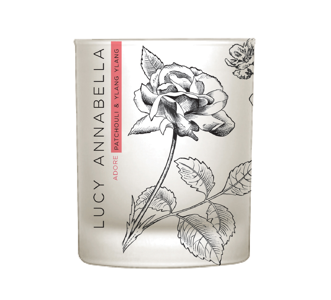 LUCY ANNABELLA Aromatic Candles Adore 65g