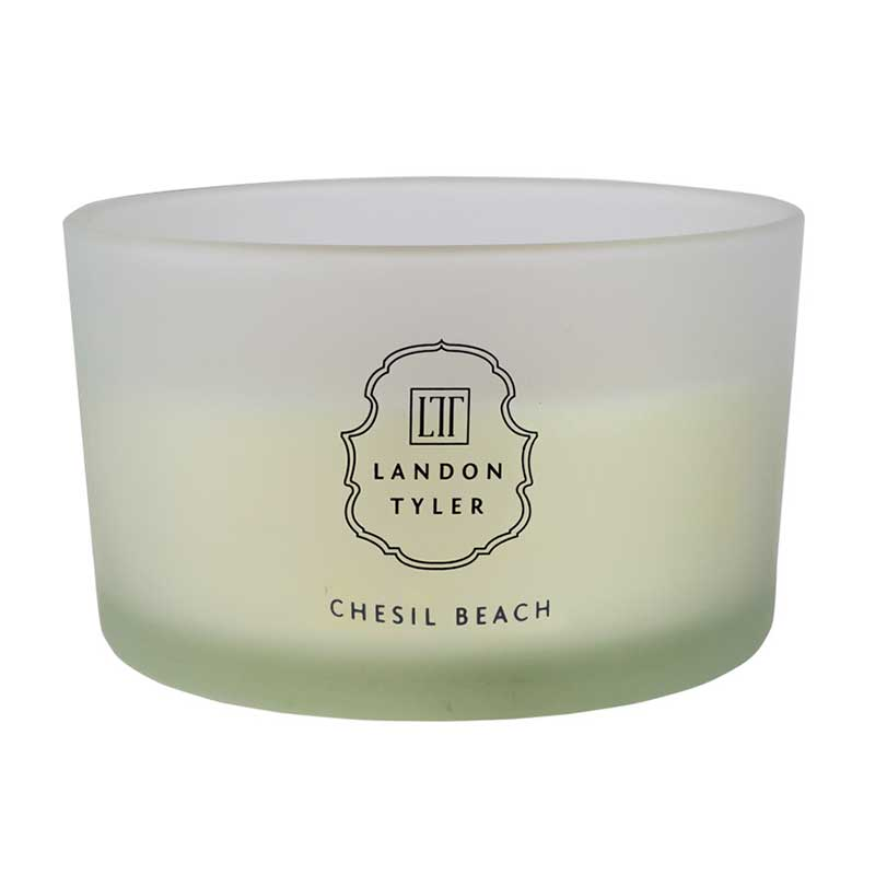 Landon Tyler 3 Wick Candle Chesil Beach 460g