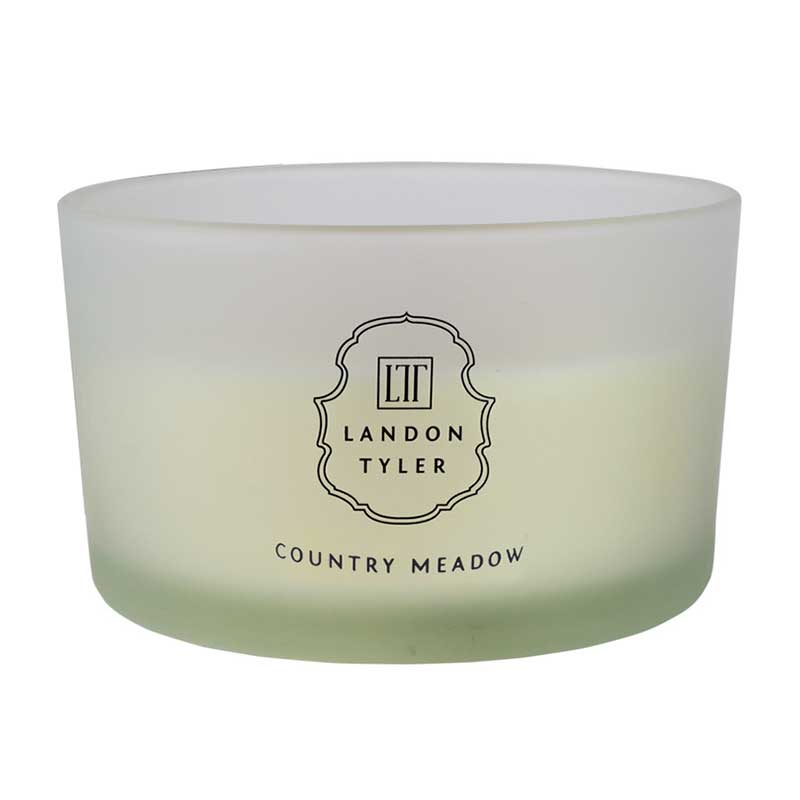 Landon Tyler 3 Wick Candle Country Meadow 460g