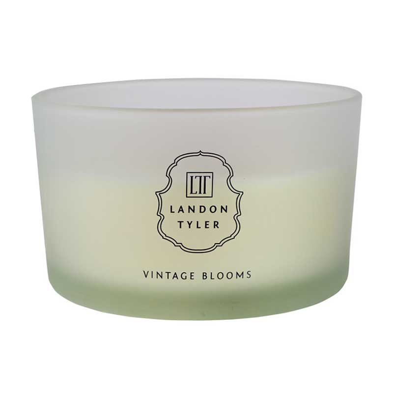Landon Tyler 3 Wick Candle Vintage Blooms 460g