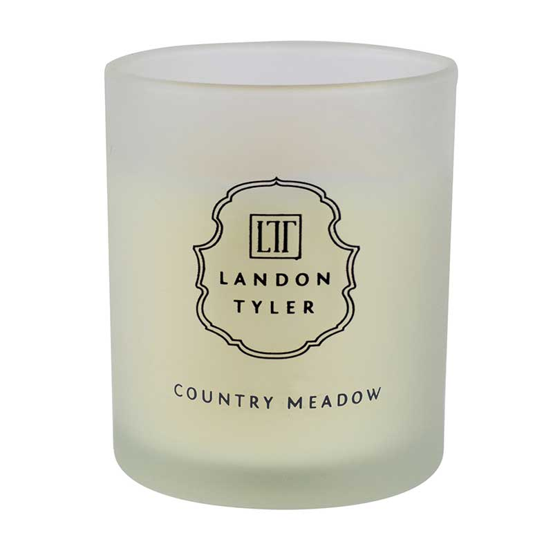 Landon Tyler Country Meadow Candle 200g