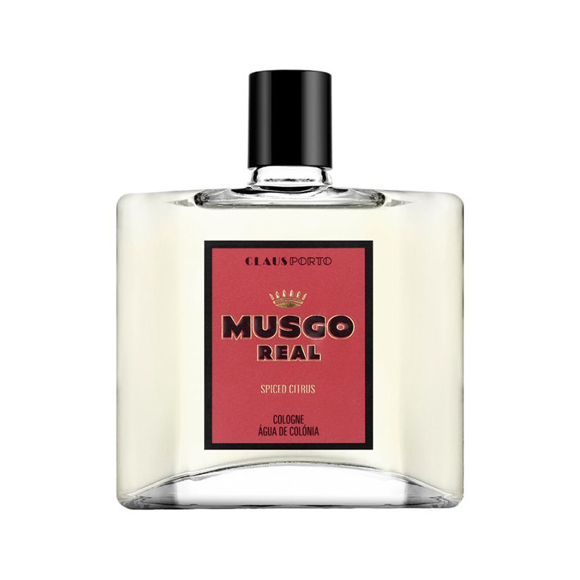 Musgo Real Eau De Cologne No 3 Spiced Citrus