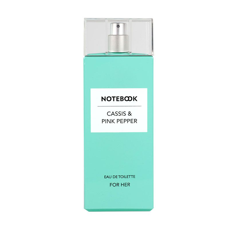 Notebook Cassis & Pink Pepper Eau de Toilette