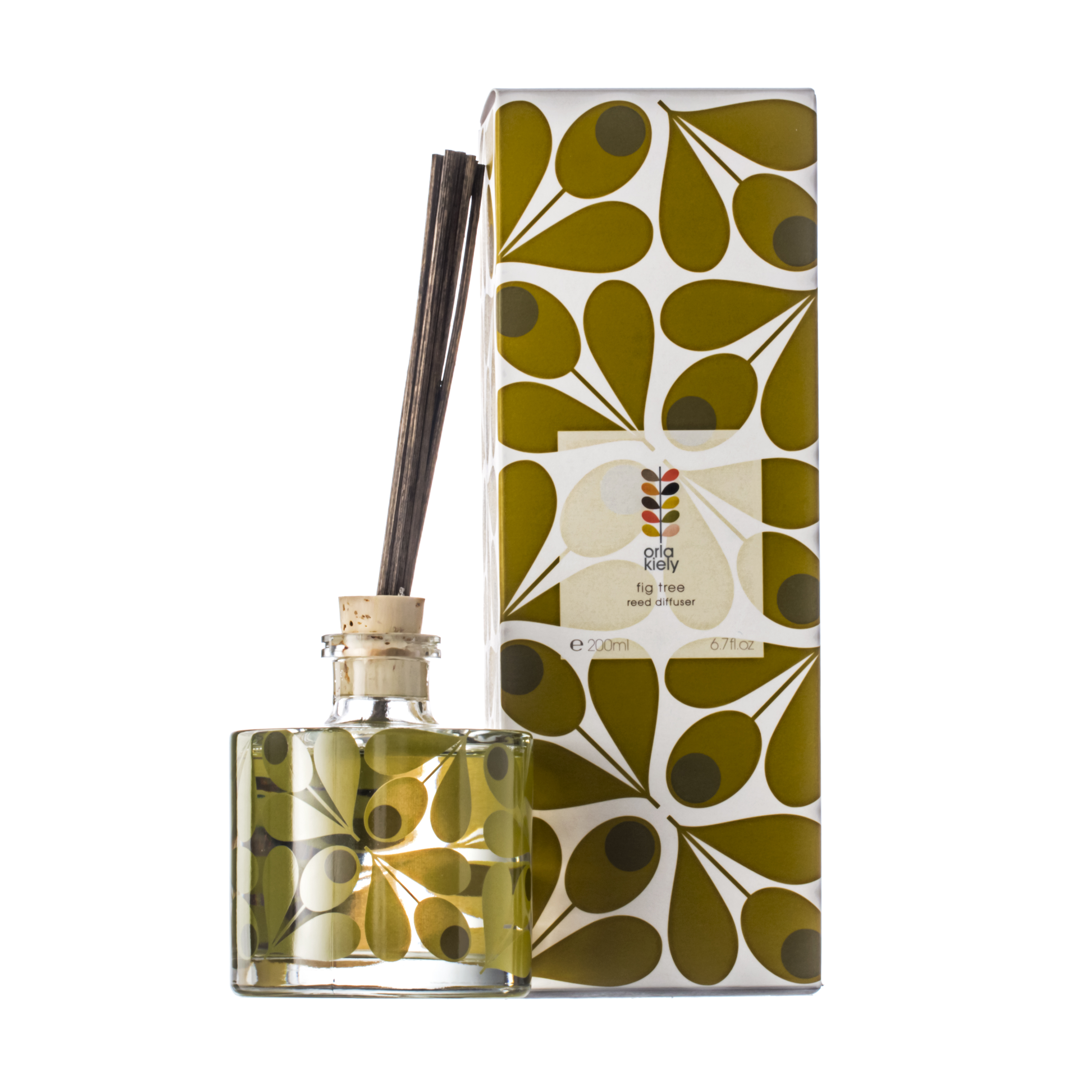 Orla Kiely Fig Tree Scented Diffuser