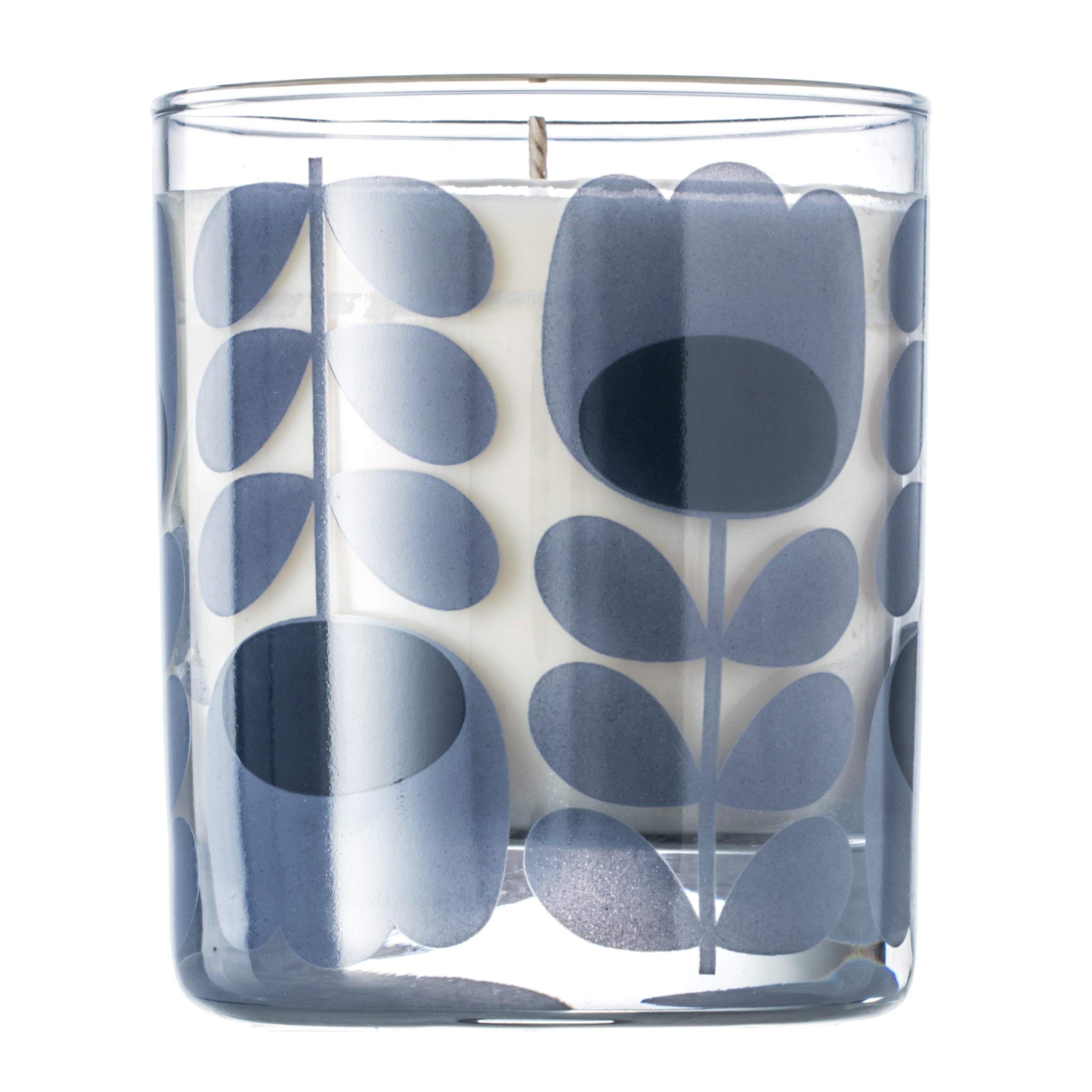 Orla Kiely Lavender Scented Candle 200g