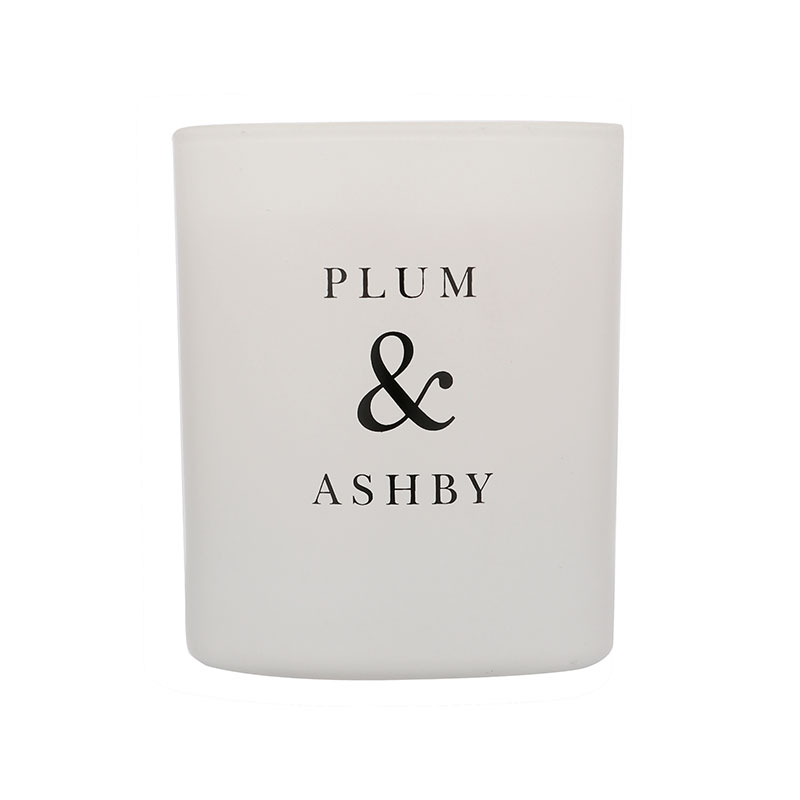 Fragrance Plum and Ashby Plum & Ashby No4 Honey and Amber Scented Candle