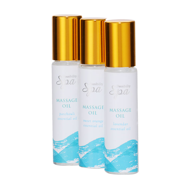 Possibility Spa Essential Oils 3 x