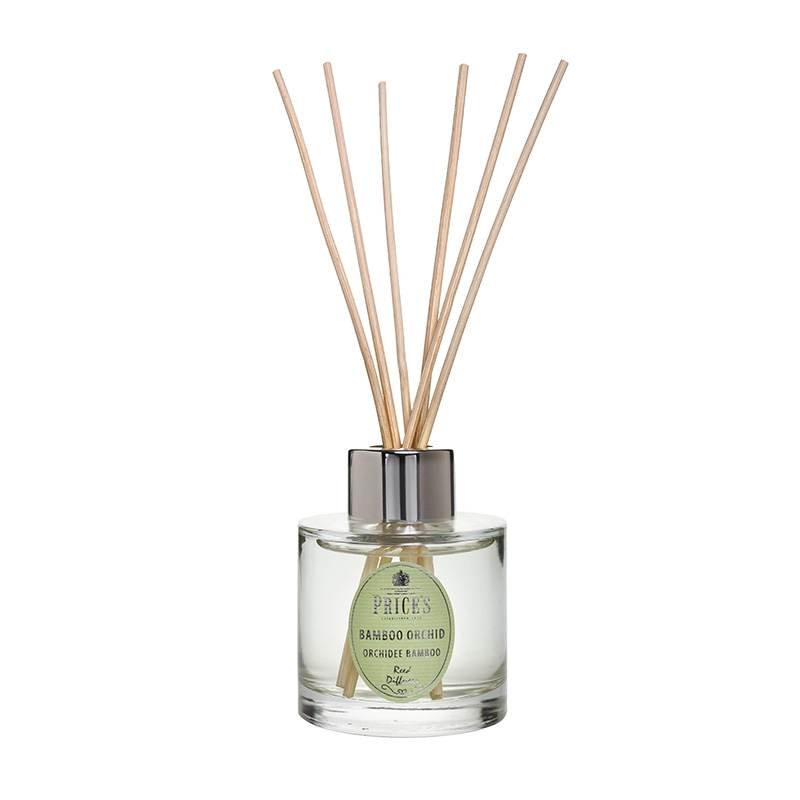 Price's Bamboo Orchid Reed Diffuser