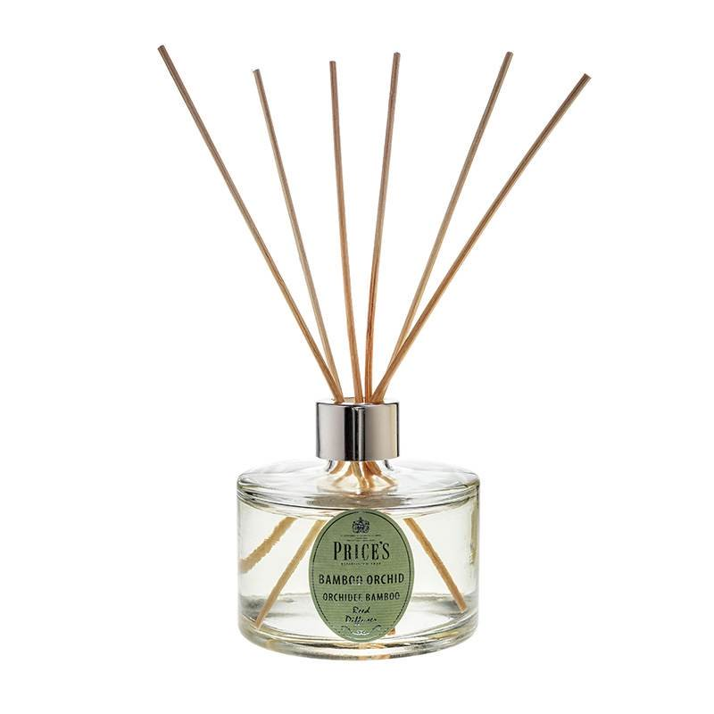 Price's Elegance Bamboo & Orchid Reed Diffuser