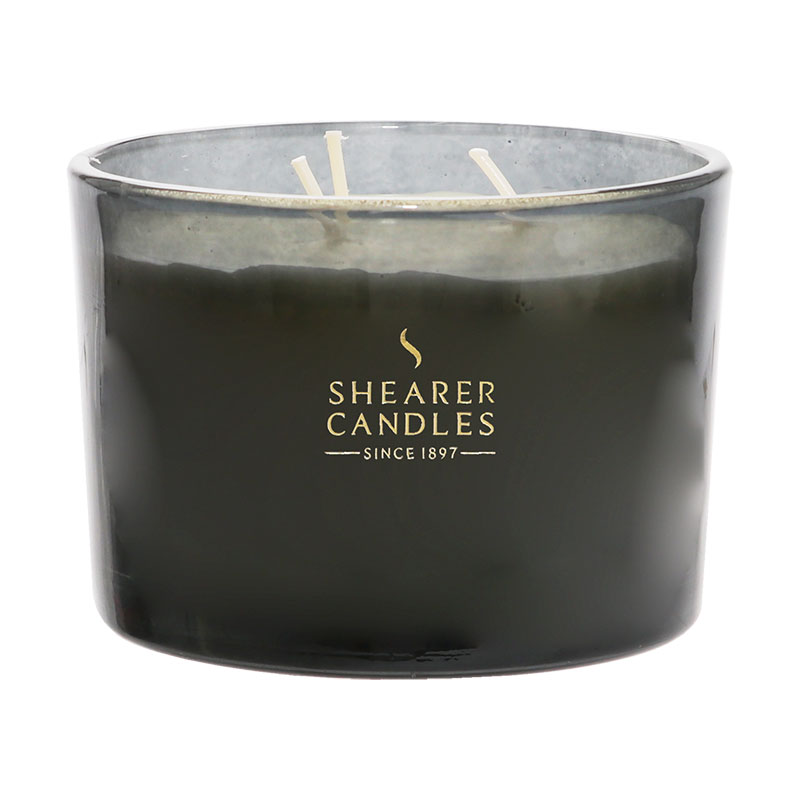Shearer Candles Red Red Rose 3 Wick Scented Candle
