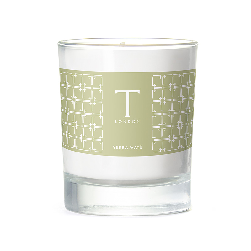 T London Yerba Mate Candle 200g