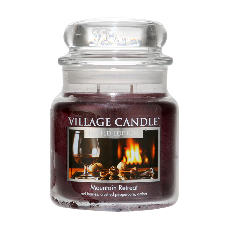 Fragrance Village Candle Mountain Retreat Limited Edition 454g