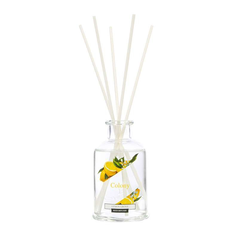 Wax Lyrical Colony Lemon Grove Reed Diffuser