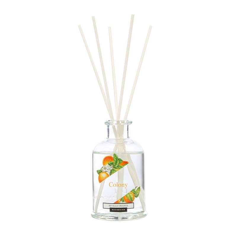 Wax Lyrical Colony Seville Orange Reed Diffuser