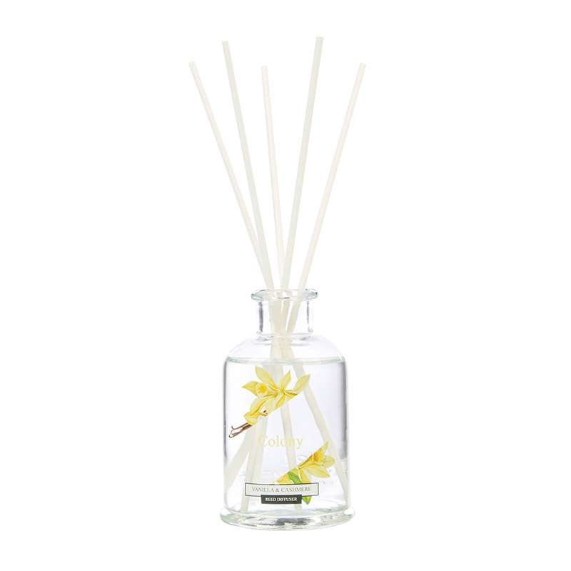 Wax Lyrical Colony Vanilla & Cashmere Reed Diffuser