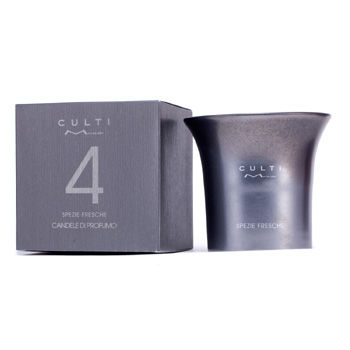 Culti Matelier Scented Candle 04 Spezie Fresche 200g/7 06oz
