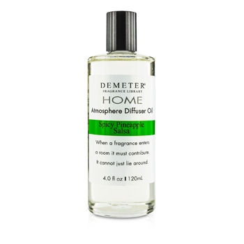 Demeter Atmosphere Diffuser Oil Spicy Pineapple Salsa/4oz