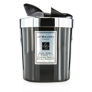 Jo Malone Dark Amber & Ginger Lily Scented Candle 200g (2 5 inch)