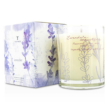 Fragrance Thymes Aromatic Candle Lavender 255g/9oz