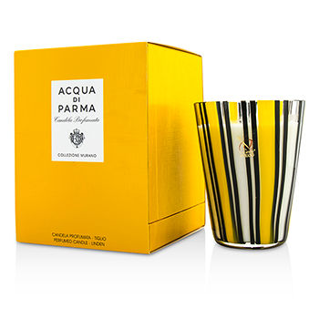Acqua Di Parma Murano Glass Perfumed Candle Tiglio (Linen) 200g/7 05oz