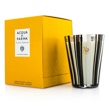 Acqua Di Parma Murano Glass Perfumed Candle Mogano (Mahogany) 200g/7 05oz