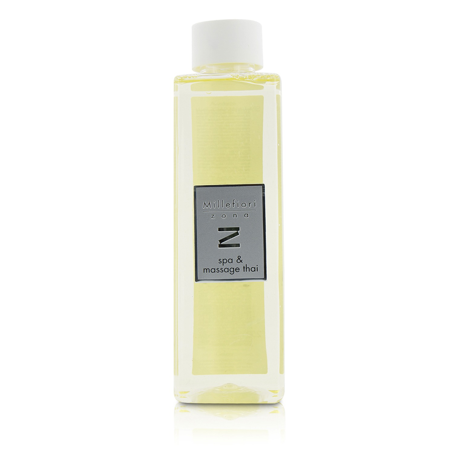 Millefiori Zona Fragrance Diffuser Refill Spa & Massage Thai/8 45oz