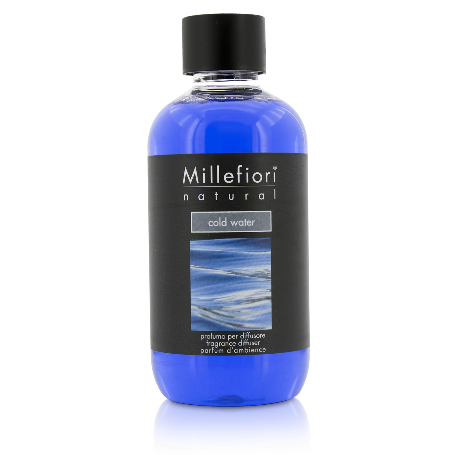 Millefiori Natural Fragrance Diffuser Refill Cold Water/8 45oz