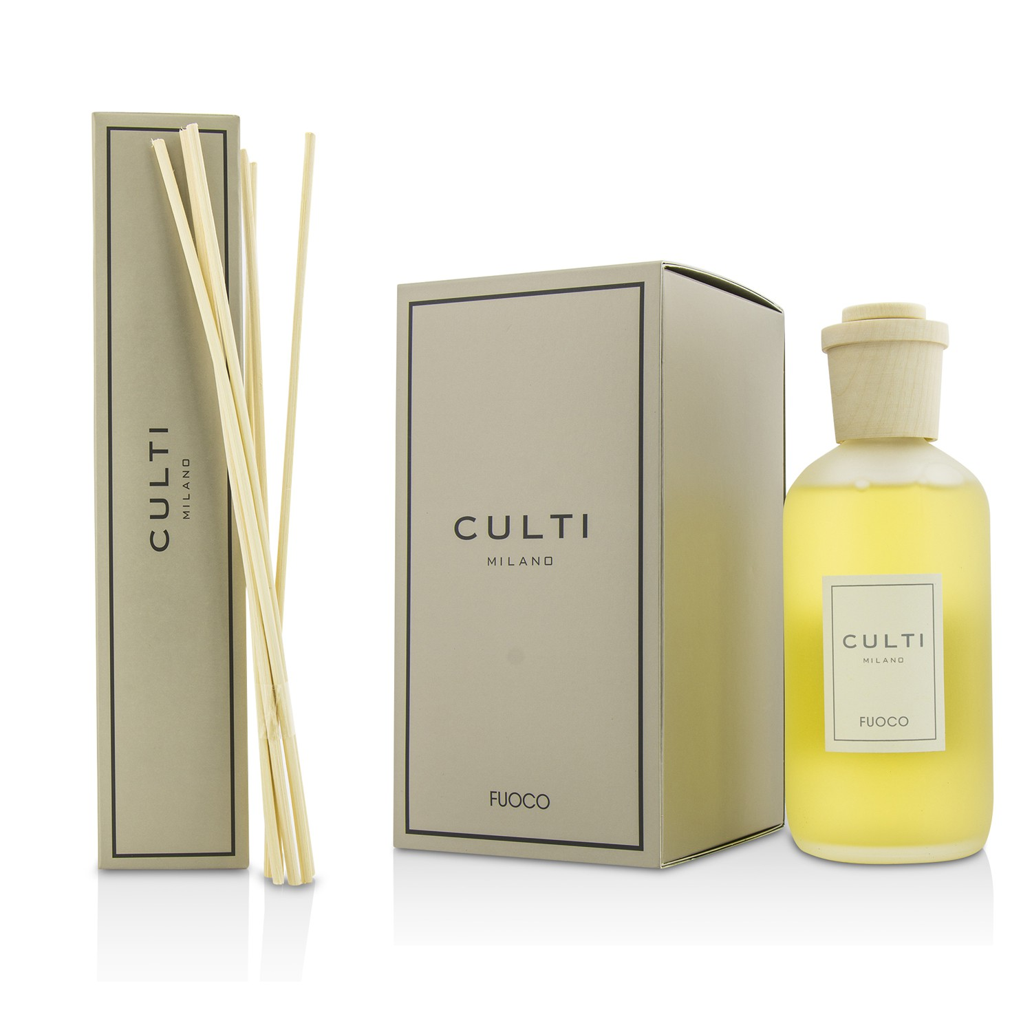Culti Stile Room Diffuser Fuoco (New Packaging)/8 33oz
