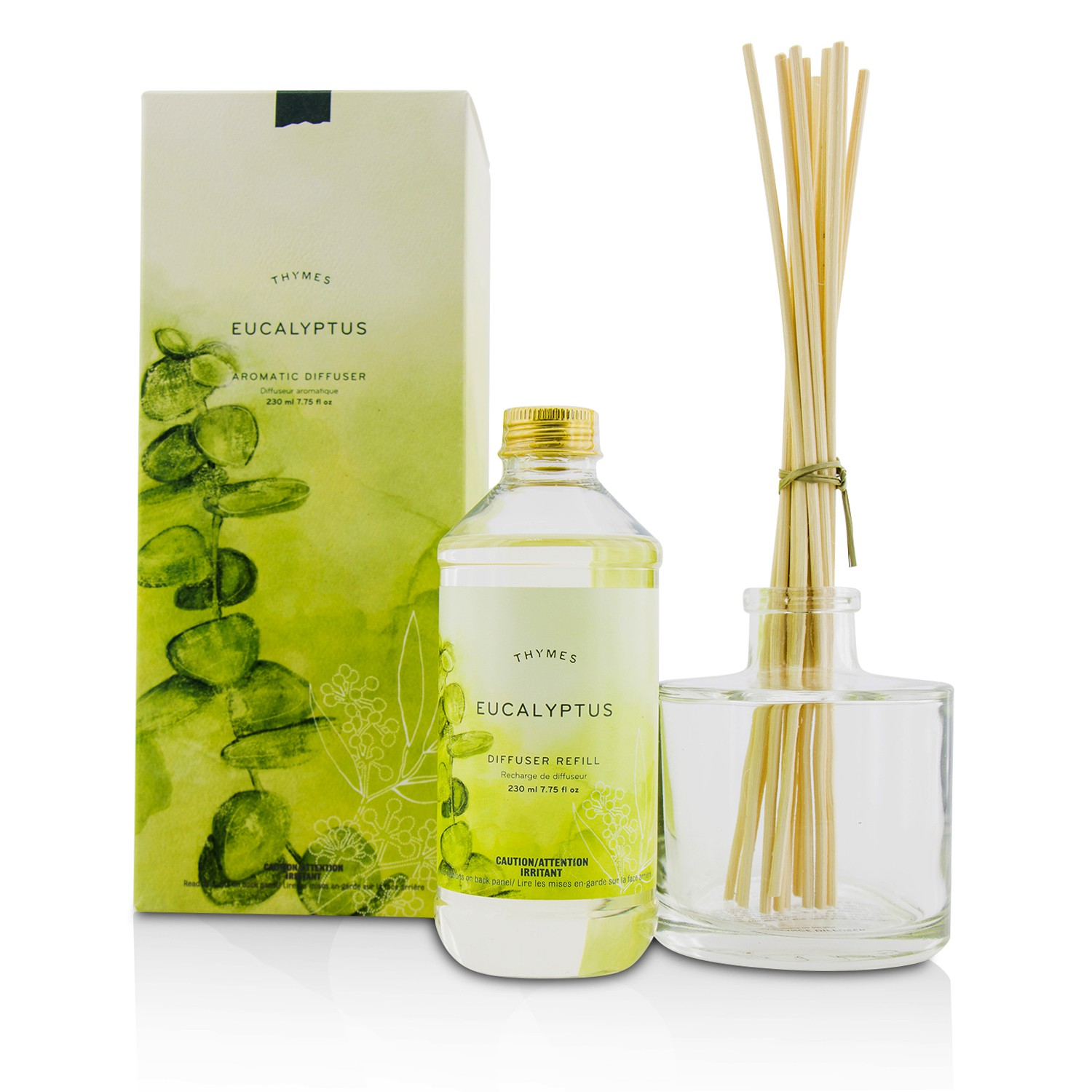 Fragrance Thymes Aromatic Diffuser Eucalyptus/7 75oz